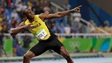تمام فینالهای یوسن بولت در المپیک