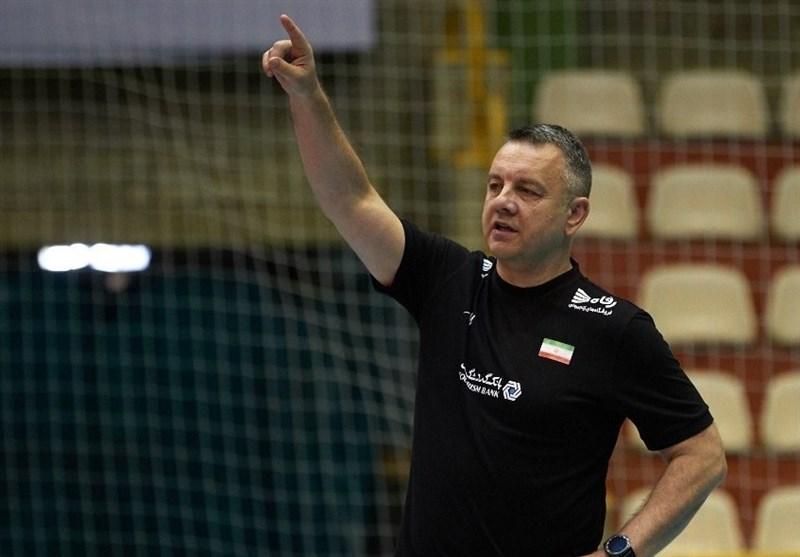 کولاکوویچ: بازیکنان ما آماده رقابت با هر حریفی هستند
