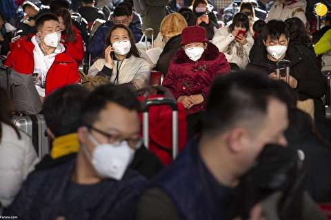 (تصاویر) ویروس کرونا چیست و بیماری ویروسی کرونا چگونه منتقل میشود؟