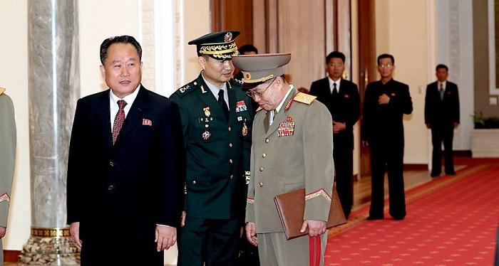 واکنش ها به انتخاب یک نظامی تندرو به وزارت خارجه کره شمالی
