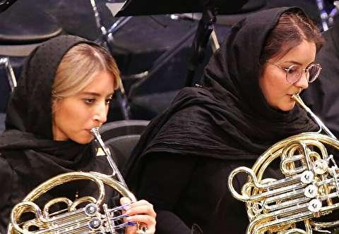 (تصاویر) جنجال منوچهر صهبایی در ارکستر سمفونیک تهران