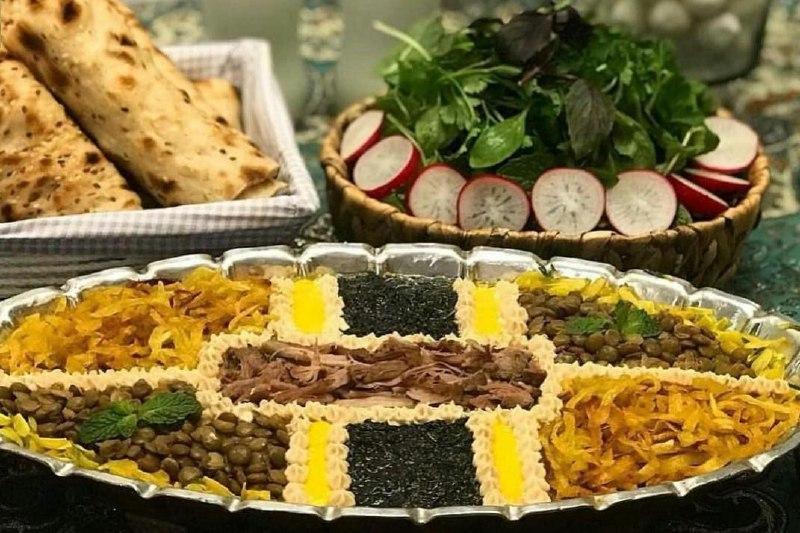 طرز تهیه حلیم بادمجان اصفهانی، خوشمزه و لذیذ