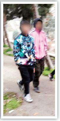 گزارش تکاندهنده از نبرد تنبهتن کودکان به دلیل مواد و پول در محله هرندی!