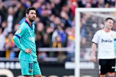 (ویدیو) خلاصه بازی والنسیا 2 - 0 بارسلونا
