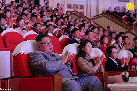 (تصویر) عمه کیم جونگ اون در ملأ عام ظاهر شد