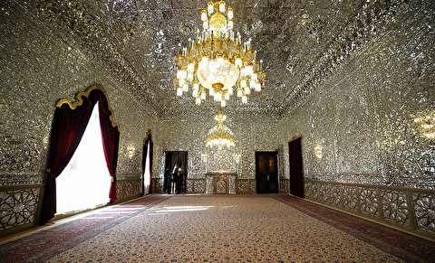 (تصاویر) بازگشایی کاخ مرمر پس از ۴۱ سال