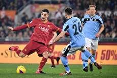 (ویدیو) خلاصه بازی رم 1 - 1 لاتزیو