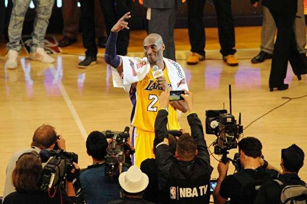 گزیدهای از درخشش کوبی برایانت در NBA
