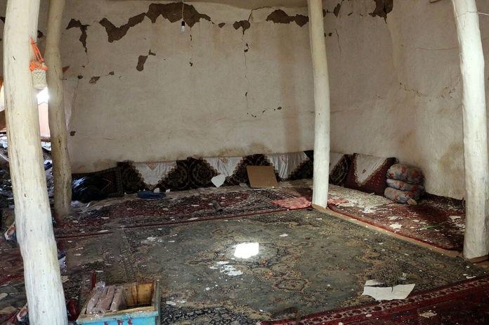 اولین تصاویر از خسارتهای زلزله شیراز