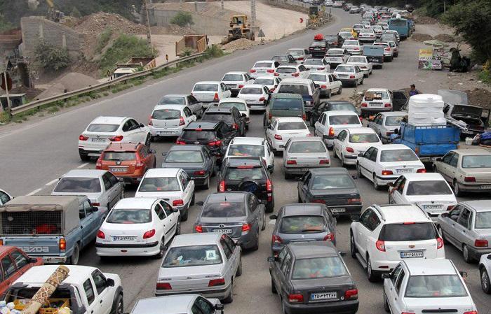 اعلام آخرین وضعیت جوی و ترافیکی