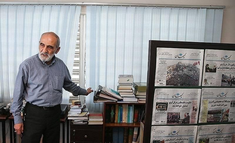 شریعتمداری: بعضی از اطلاعات را وزارت اطلاعات از کیهان مطلع میشود!