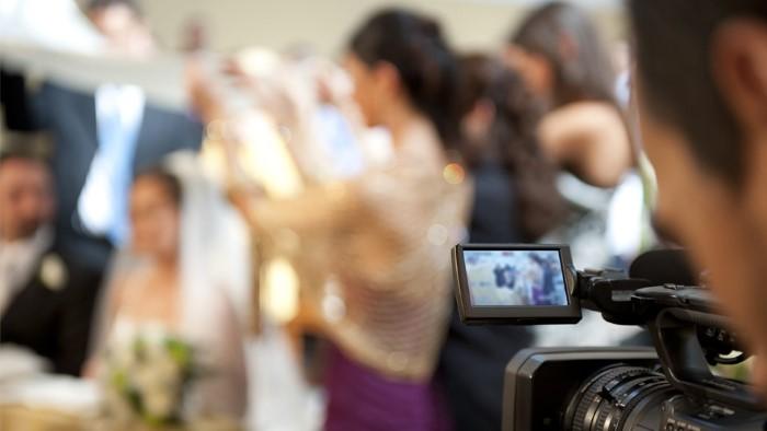 پایان غمانگیز فیلمبرداری یک عروسی