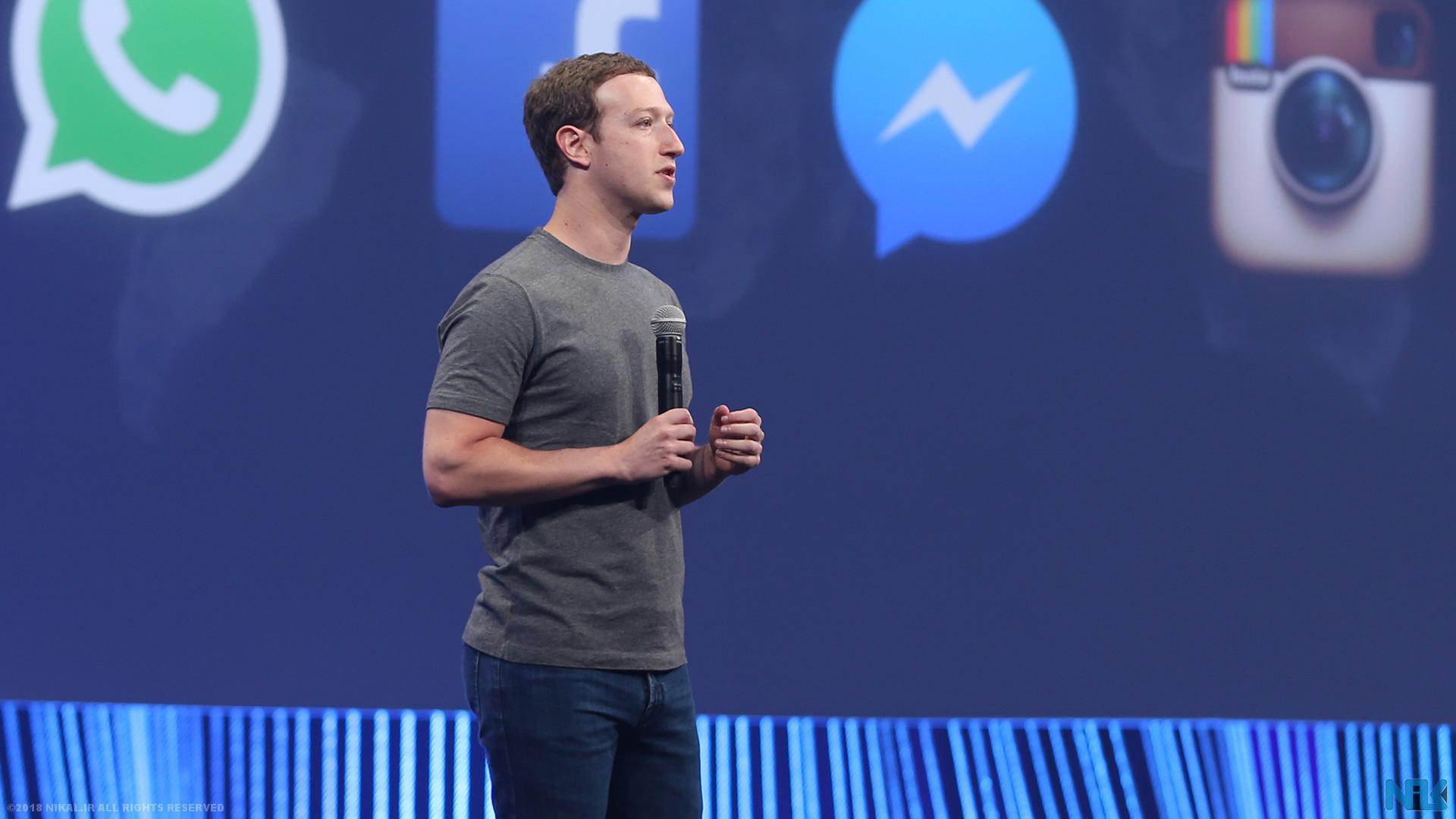 زاکربرگ فیسبوک را دو شقه میکند!