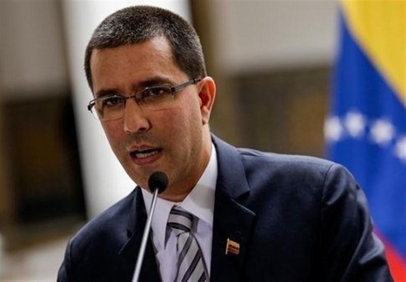 واکنش وزیر خارجه ونزوئلا به کودتا