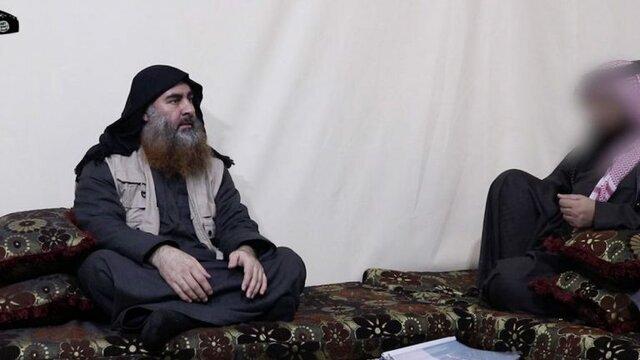 واکنش فرانسه به ویدئوی منتشر شده از ابوبکر بغدادی