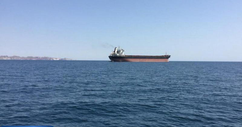 علت هدایت نفتکش ایرانی به بندر جده چه بود؟