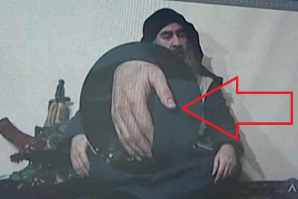 رازهای ابوبکر البغدادی در آخرین فیلمی که منتشر کرد
