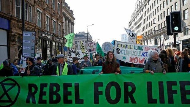 اعلام نخستین وضعیت اضطراری اقلیمیِ جهان در انگلیس