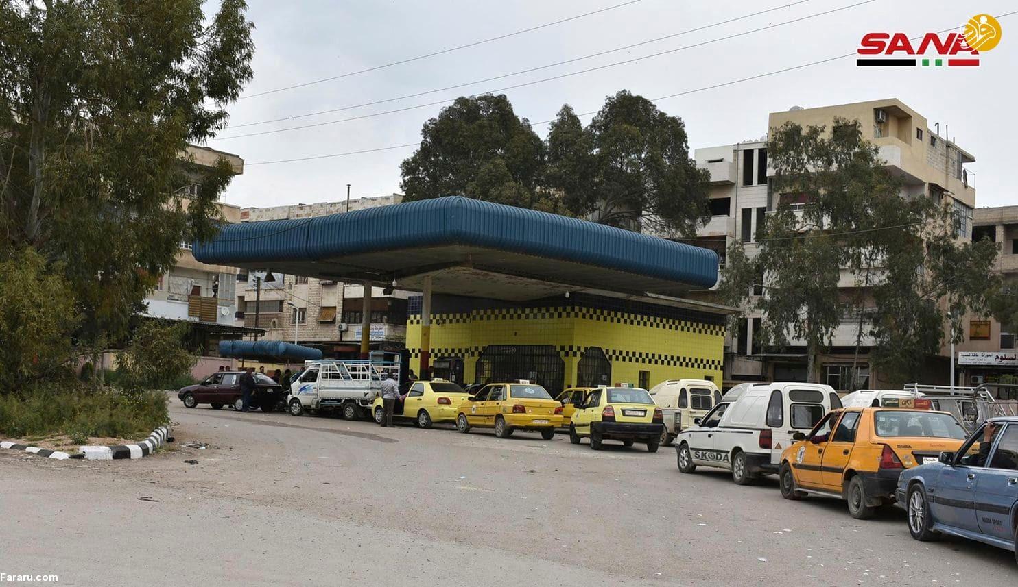 بحران نفت در سوریه؛ اسد باید بین روسیه و ایران یکی را انتخاب کند!