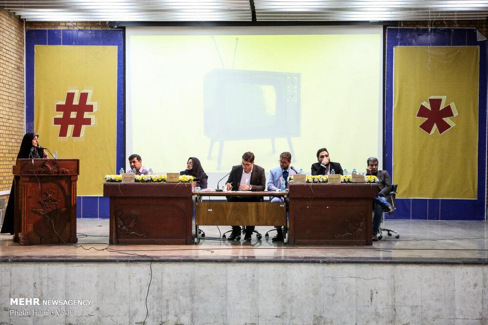 «عصرجدید» زیرتیغ نقددانشجویان/علیخانی:نه کارمند تلویزیونم نه مدیر