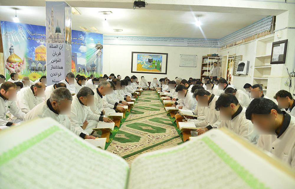 عفو زندانی با حفظ قرآن