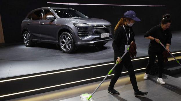جهان خودرو؛ ماشین جدید امپراتور ژاپن معرفی شد