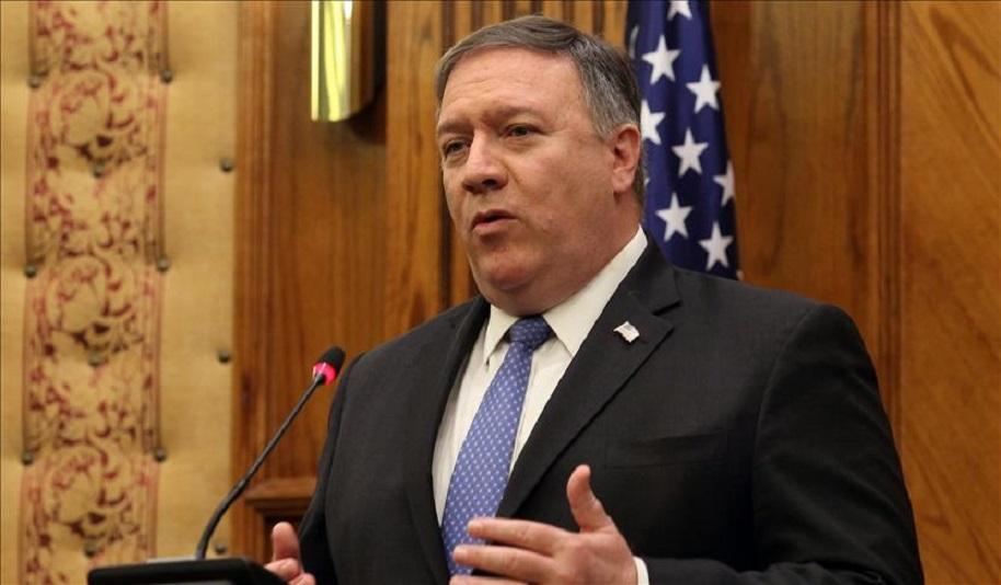 پمپئو: ایران مسئول حمله به منافع آمریکا است