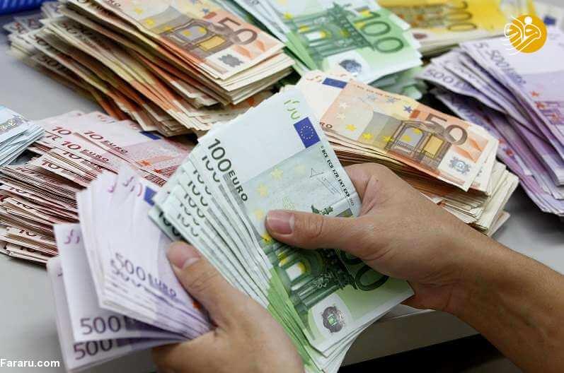 قیمت یورو و قیمت دلار در بازار امروز سهشنبه ۱۷ اردیبهشت ۹۸