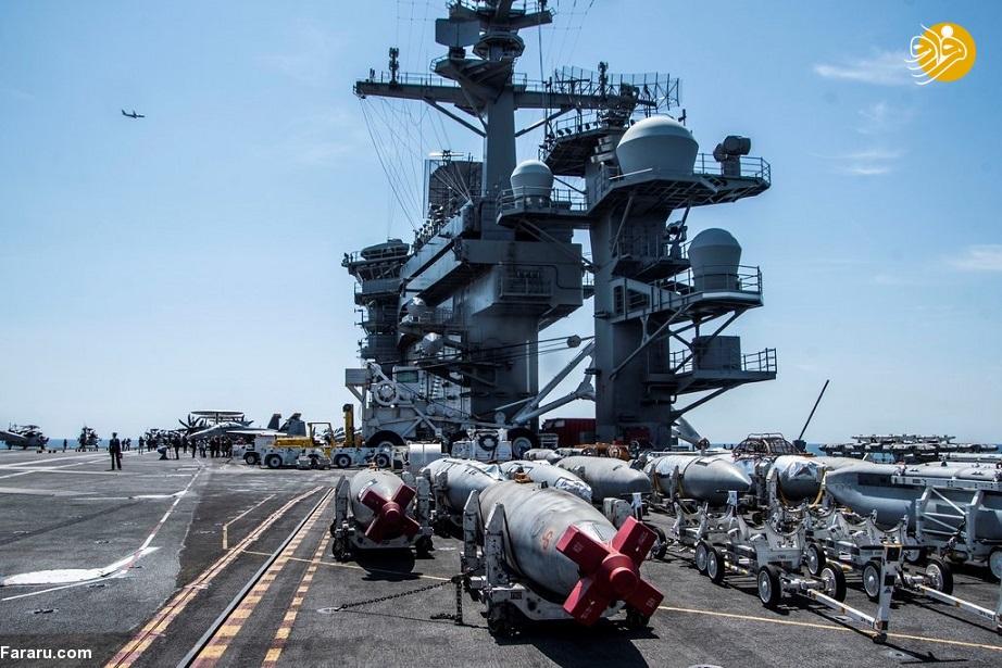 آبراهم لینکلن در خلیج فارس؛ اهرمسازی دیپلماتیک یا ابزاری برای جنگ؟
