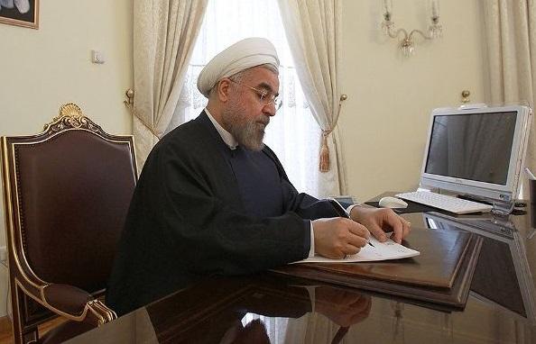 نامه مهم روحانی به سران انگلیس، فرانسه، آلمان، چین و روسیه