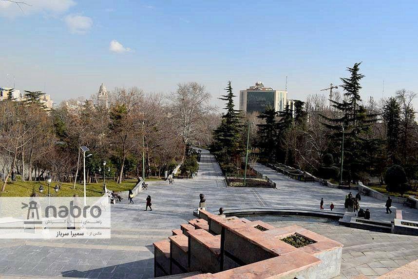 با پارکهای محبوب تهران آشنا شوید