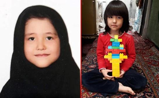 (عکس) ناپدید شدن مرموز دختر ۷ ساله در خیابان نواب