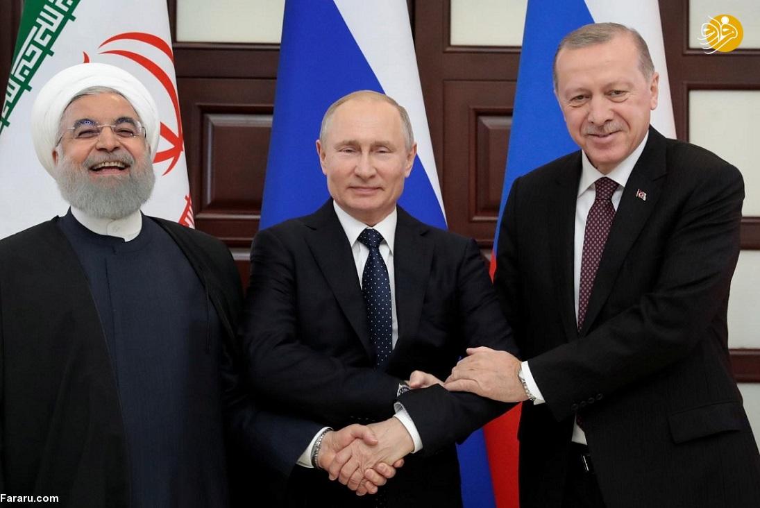 تحریمهای ایران چگونه به قدرتگیری روسیه کمک میکند؟