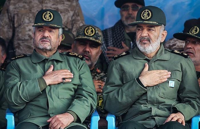 پنج نکته درباره انتصاب سرلشکر سلامی به عنوان فرمانده سپاه