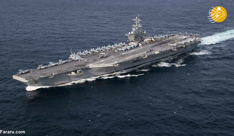 تقویت آرایش نظامی آمریکا در خلیج فارس