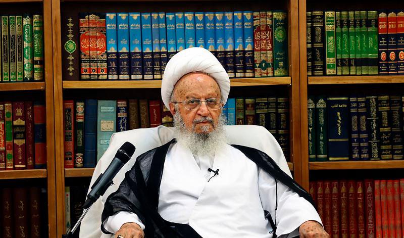 کوچ آیتالله مکارم شیرازی از شبکه سه به شبکه قرآن
