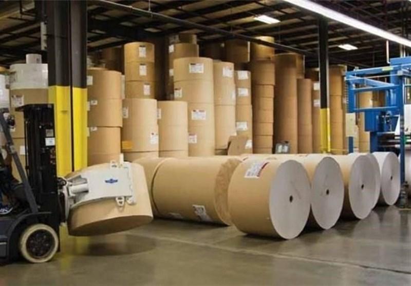 کشف انبار میلیاردی کاغذ در کرج