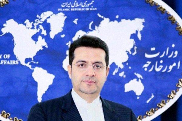 واکنش ایران به انفجار چند کشتی در امارات