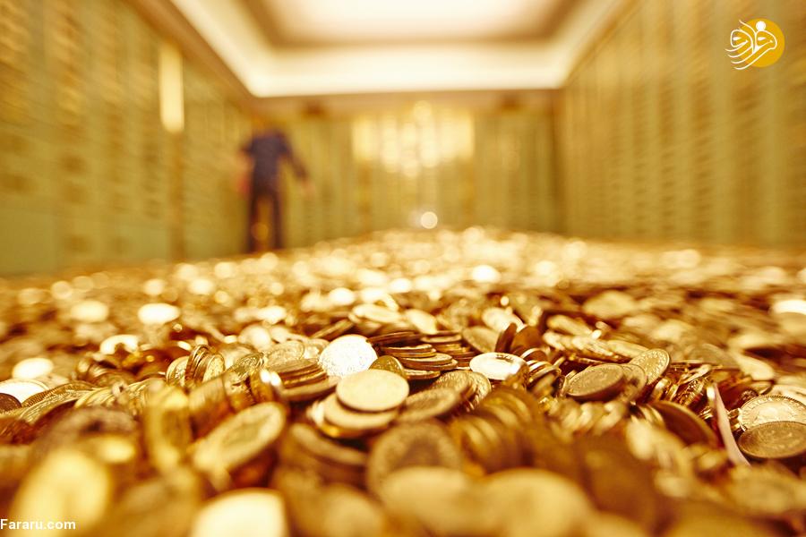 قیمت سکه و قیمت طلا در بازار امروز سهشنبه ۲۴ اردیبهشت ۹۸
