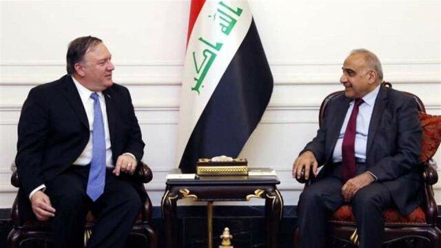 پیام آمریکا به ایران از کانال عراق