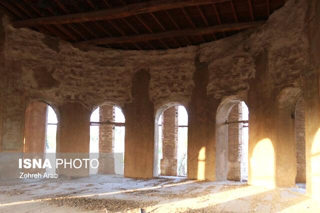 (ویدئو) قصری بر گرفته از کاخ سر کنسول فرانسه