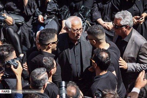 (تصویر) پدر بهنام صفوی در آغوش سیروان و زانیار خسروی