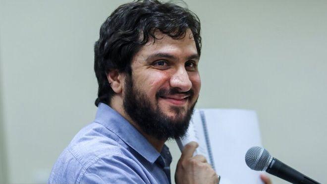 نماینده دادستان به هادی رضوی: قد و اندازه شما در حد وام ازدواج است!