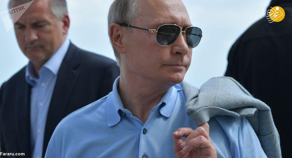 واکنش پوتین به احتمال خروج ایران از برجام