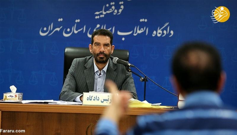 متهم فراری هنوز در ایران است؟