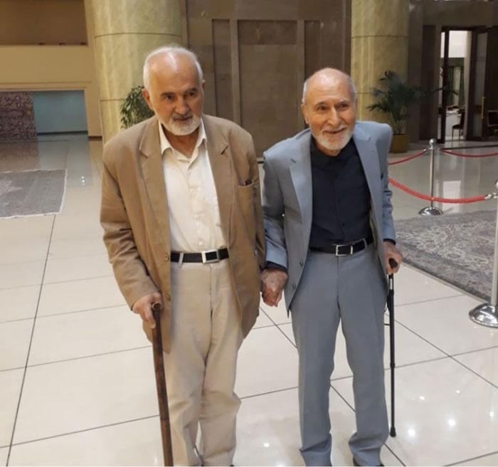 کیهان: عکس توکلی و نبوی سناریو بود!