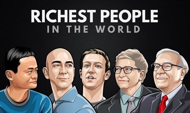 ثروتمندان جهان کجا زندگی میکنند؟