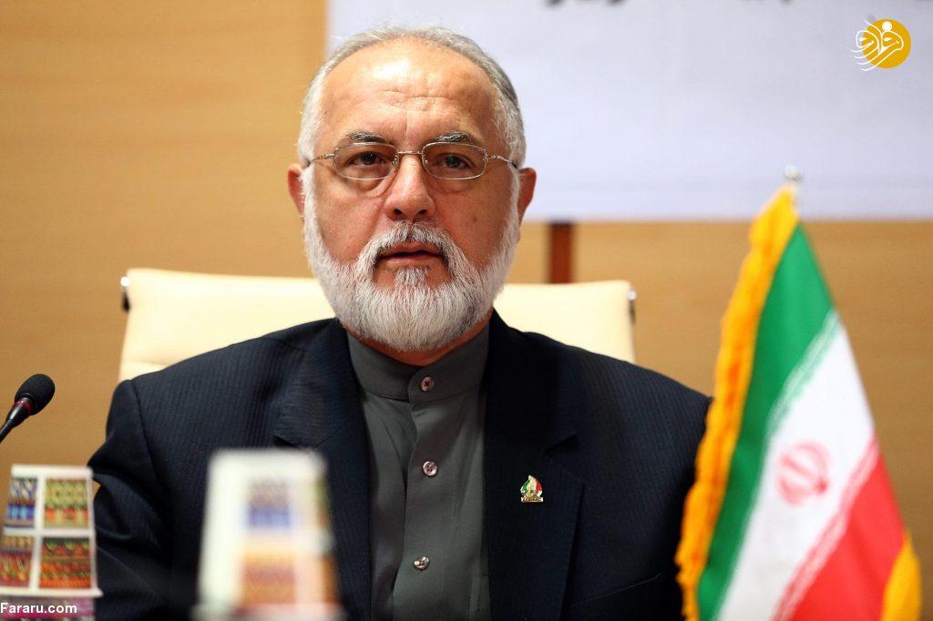 دبیرکل کمیته ملی المپیک بازداشت شد!
