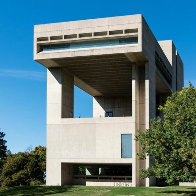 (تصاویر) معمار هرم موزه لوور درگذشت