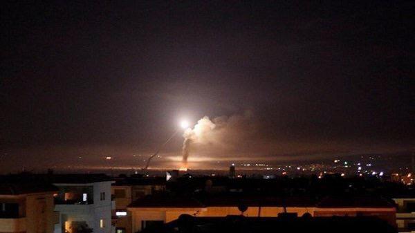 جزئیات حملات موشکی اسرائیل به غرب استان دمشق